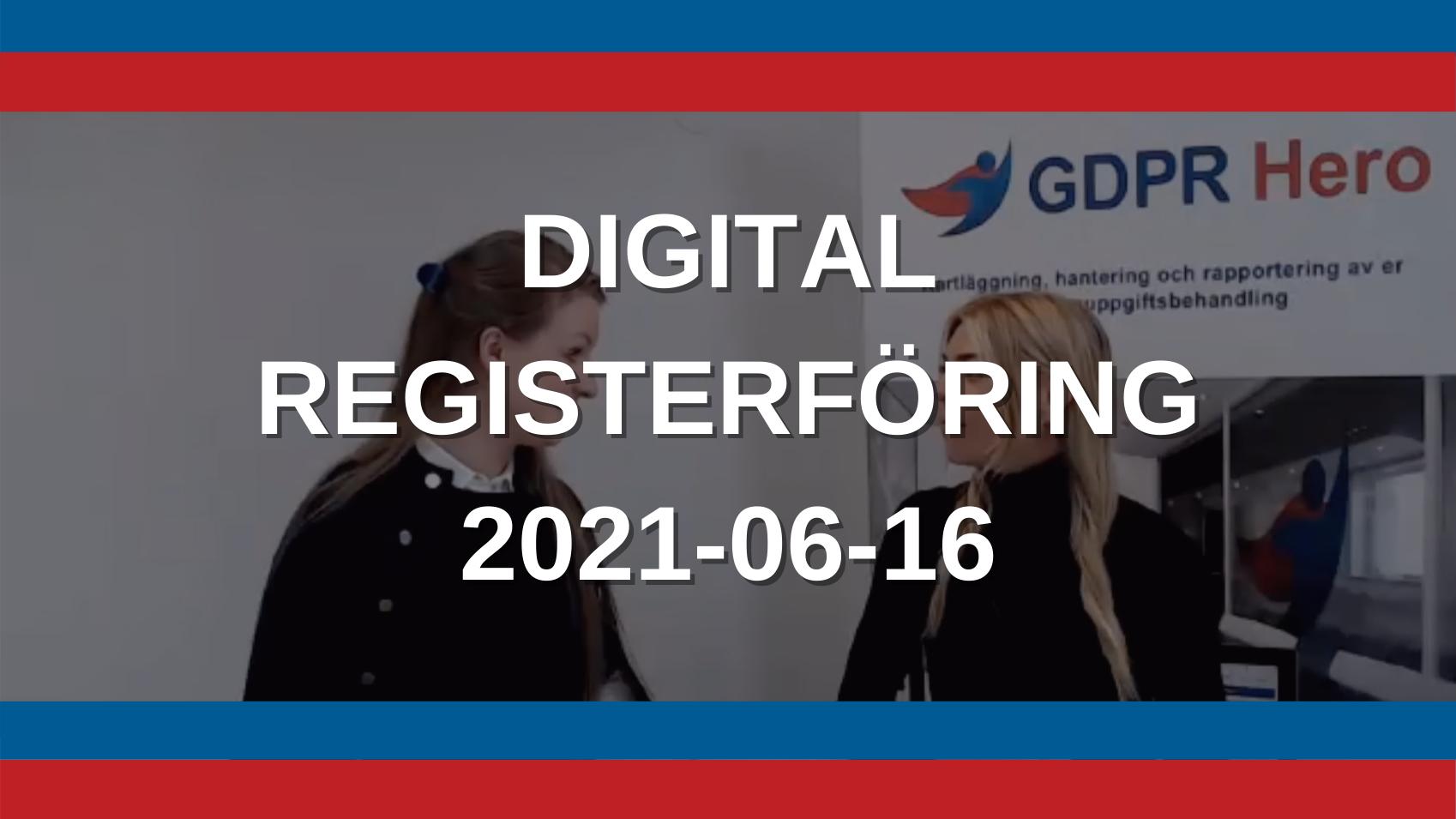 webinarie digital registerföring